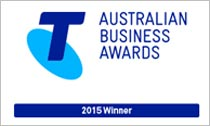 Telstra Winner 2015