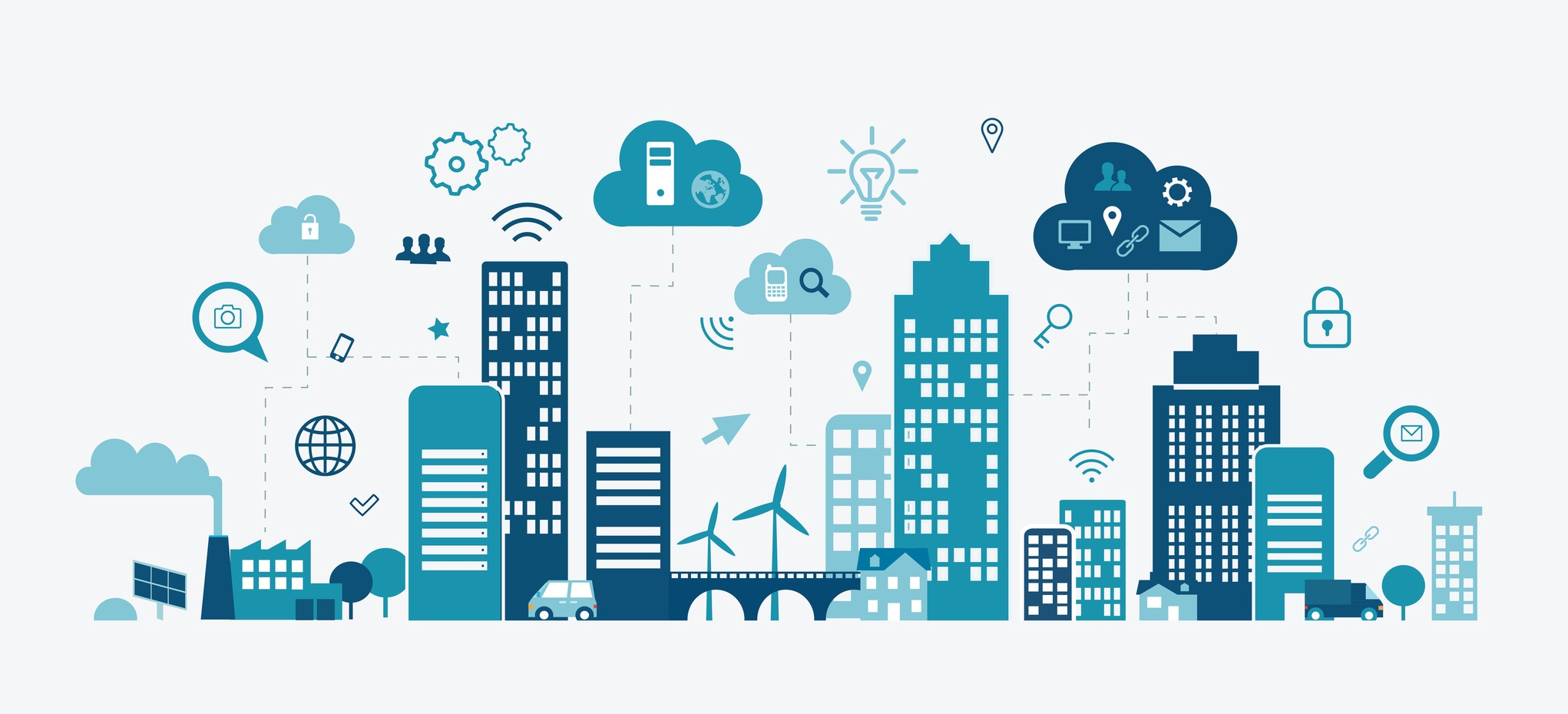 mercato iot e smart city