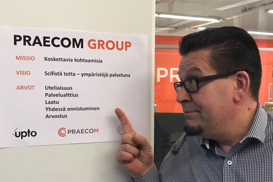 """Heikki Hautala aloittaa TeamworkAdvisorin tehtävissä: """"Tehdään kohtaamisista toimivia, helppoja ja koskettavia"""""""