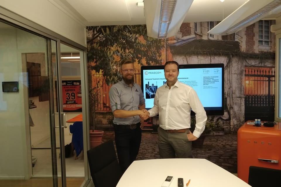Praecom Oy:lle uusi toimitusjohtaja – tähtäimessä merkittävä kasvuloikka