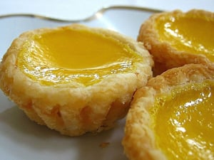 Hong Kong Egg Tarts