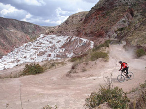 Mountain Biking Through The Sacred Valley
