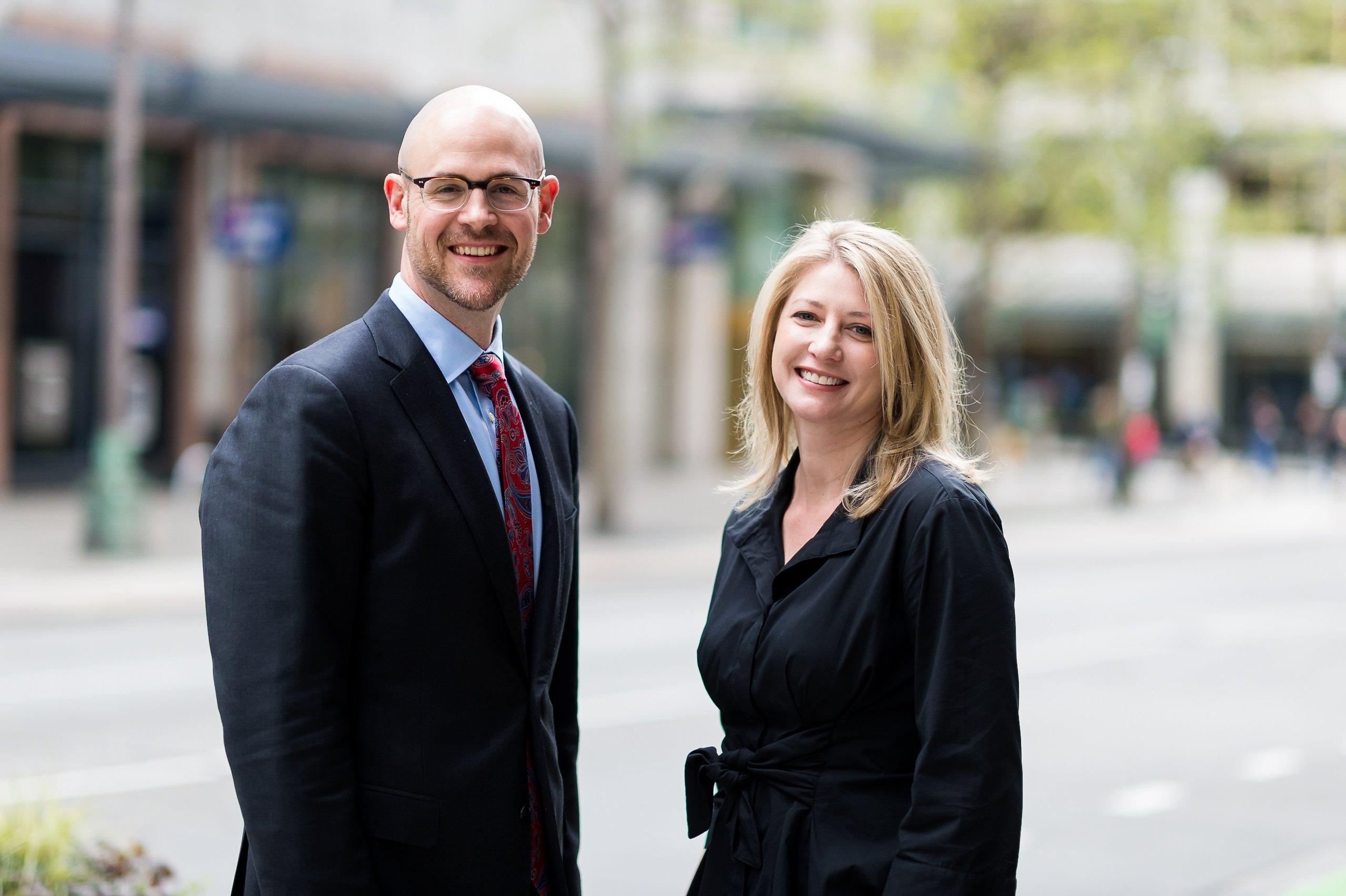 Ryan Schmid & Jennifer Sargent