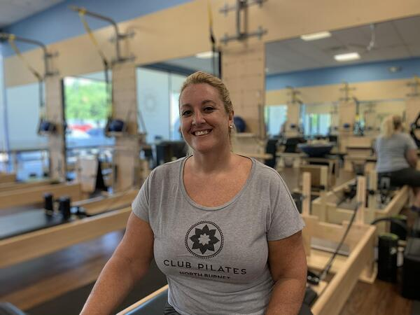 Using Pilates To Better Health - Heather's Story!