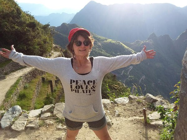 Using Pilates to Climb Mountains - Claudette's Story