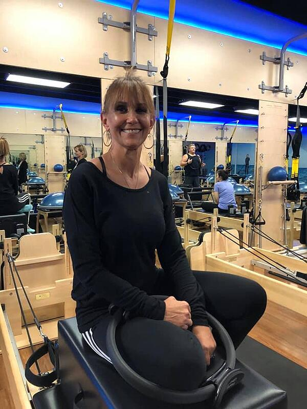 Gaining Strength Over Lupus with Pilates - Julianas' Story