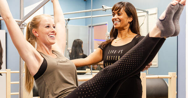 Can You Benefit From a Pilates Private Training Session?