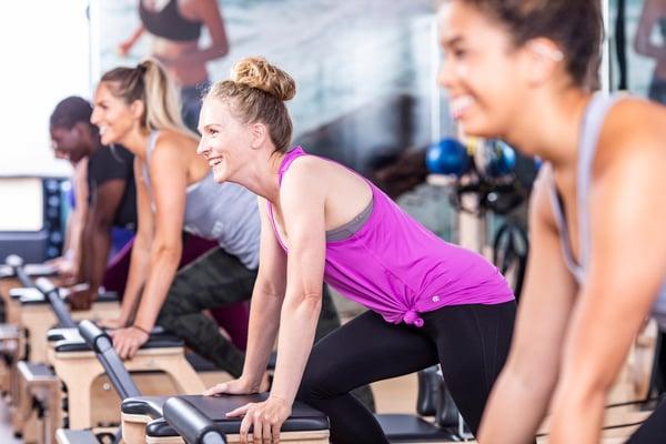 Clara Pilates - International Women's Day