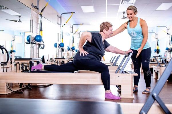 Mental Health Benefits of Pilates