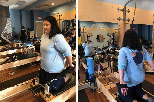 Utilizing Pilates to help with her anxiety and depression - Beth's Story