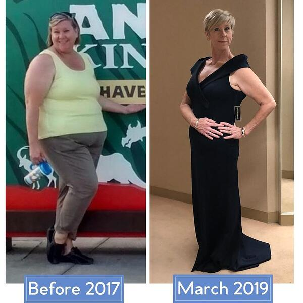 Transforming her body from a size 26 to a size 12: Kathy's Pilates Story