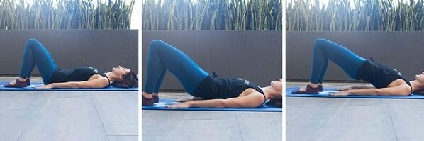 Pilates Moves Explained: Why is Bridging Important?