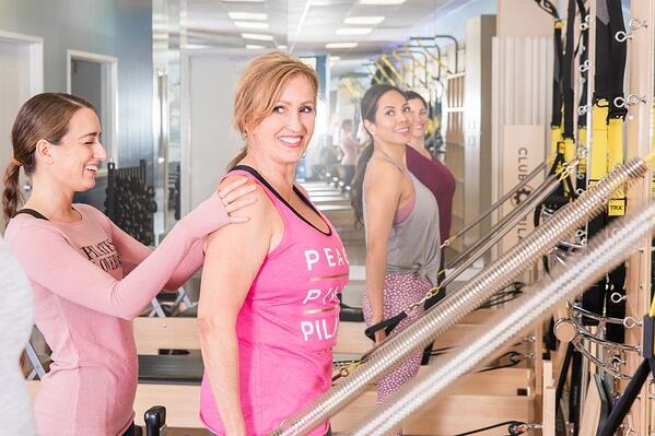 From trying every type of exercise to finding Pilates: Marlene's Club Pilates Story