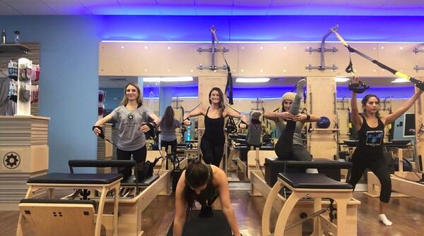 Life After Club Pilates Teacher Training - Maite