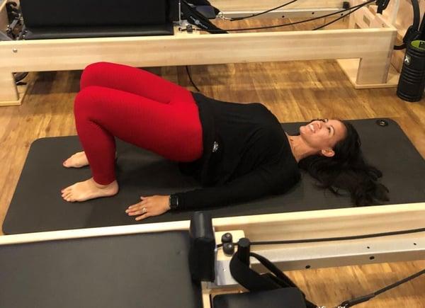 5 Pilates Full Body Summer Moves