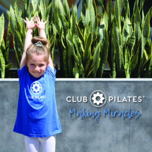 Club Pilates supports Miracles for Kids