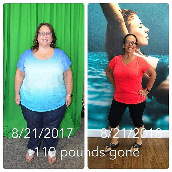 Losing Weight & Finding Myself - Ilene's Club Pilates Story