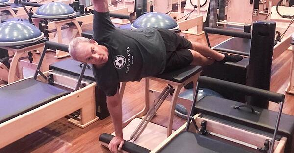 Unexpected Community and Sports Gains - Tom's Pilates Story