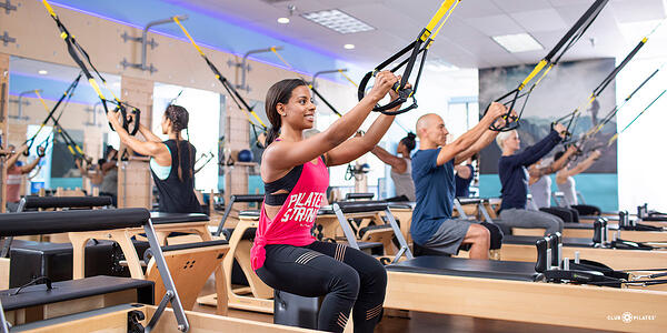 What to Expect in a CP Suspend TRX Class