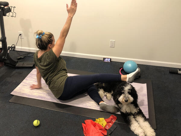 Pilates Before And During A Pandemic - Ronit's Story!