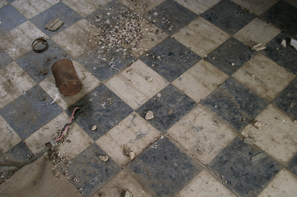 Are These Asbestos Floor Tiles
