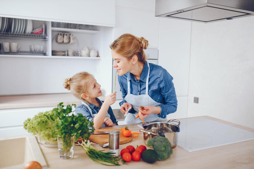 3 tips innovadores para que tus niños aprendan a comer sano
