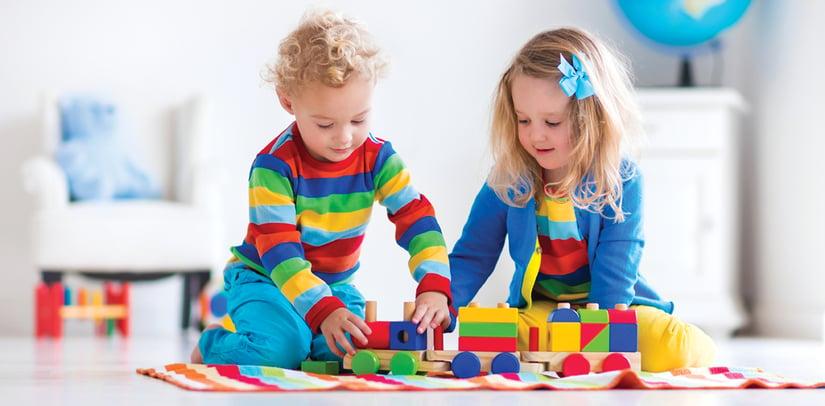 Educación inicial: jugar o estudiar