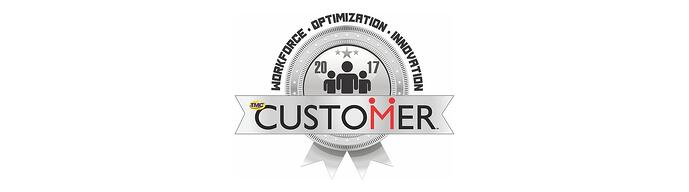 MasterStream ERP Receives 2017 CUSTOMER Magazine Workforce Optimization Innovation Award