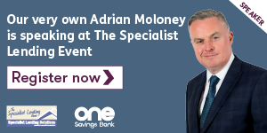 Specialist Lending Event