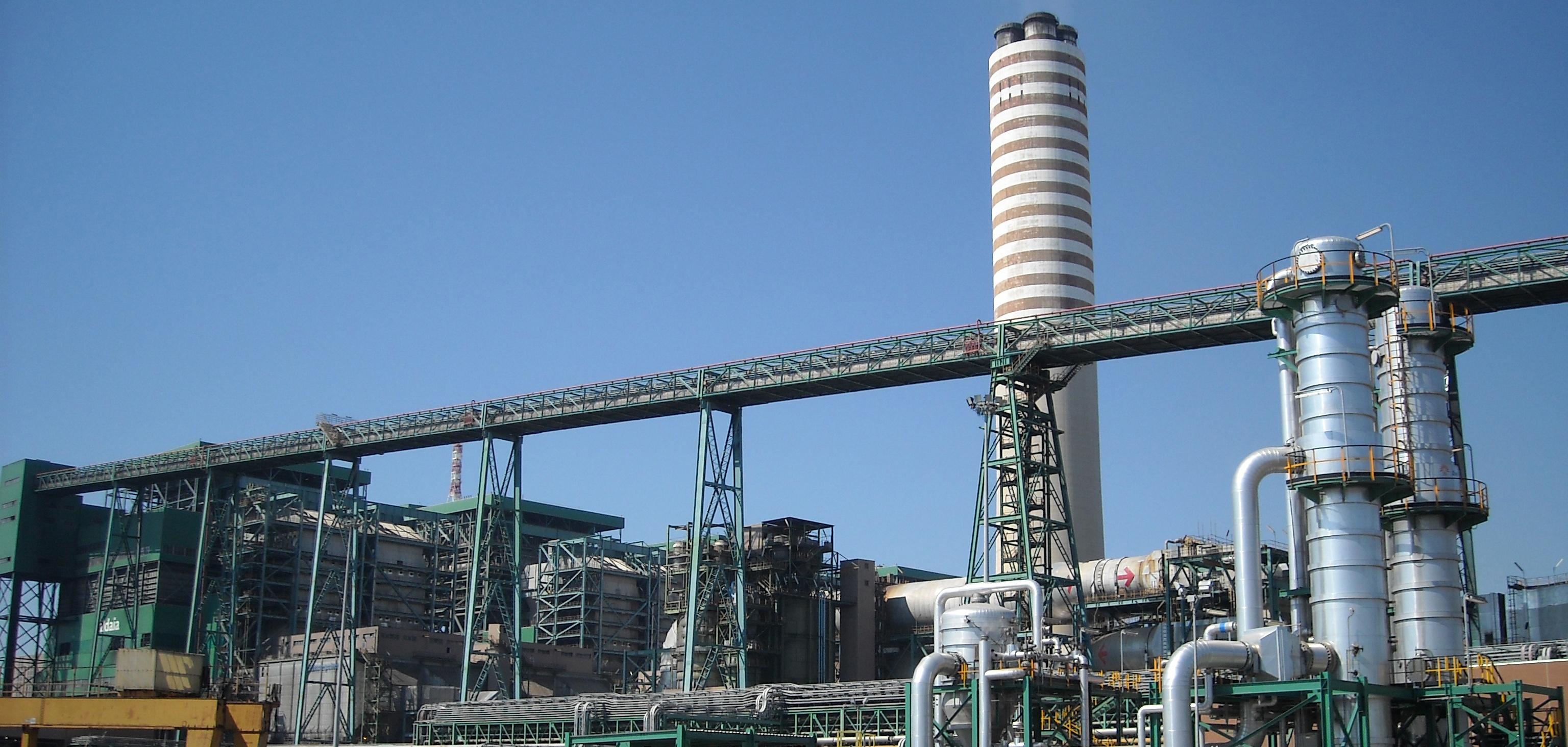 ELEL Italy Power Plant FGD ZLD Photo 1