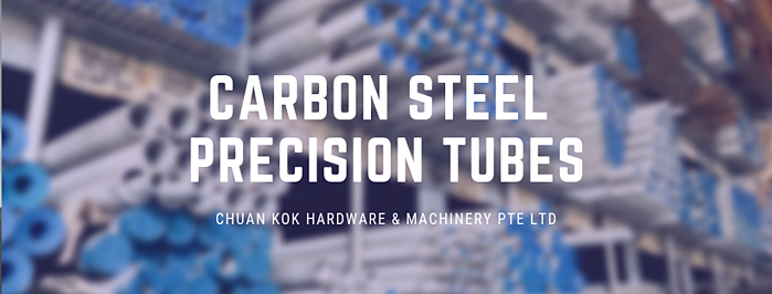 Carbon Steel Precision Tubes