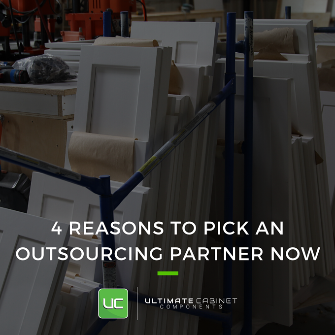 4 Reasons to Pick an Outsourcing Partner NOW