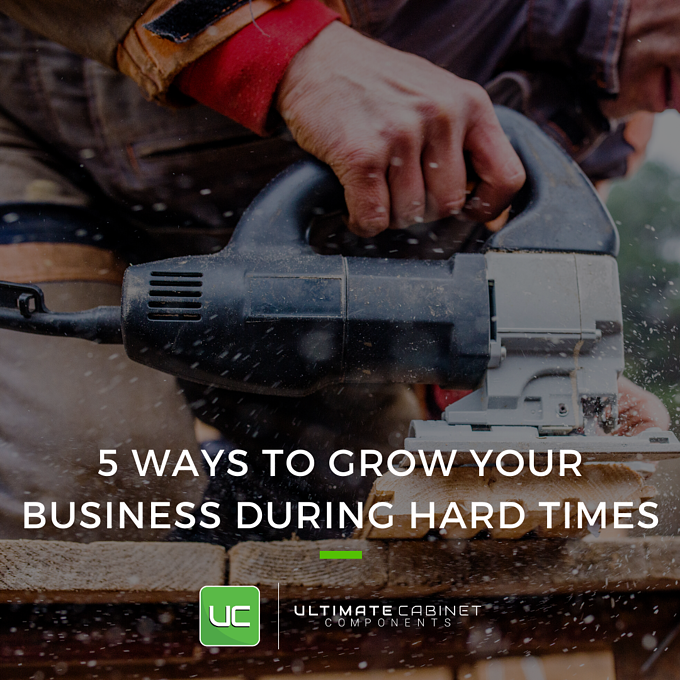 5 Ways to Grow Your Business During Hard Times