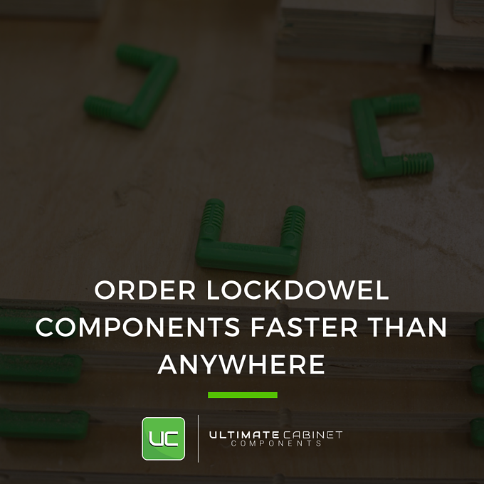 order lockdowel components faster than anywhere