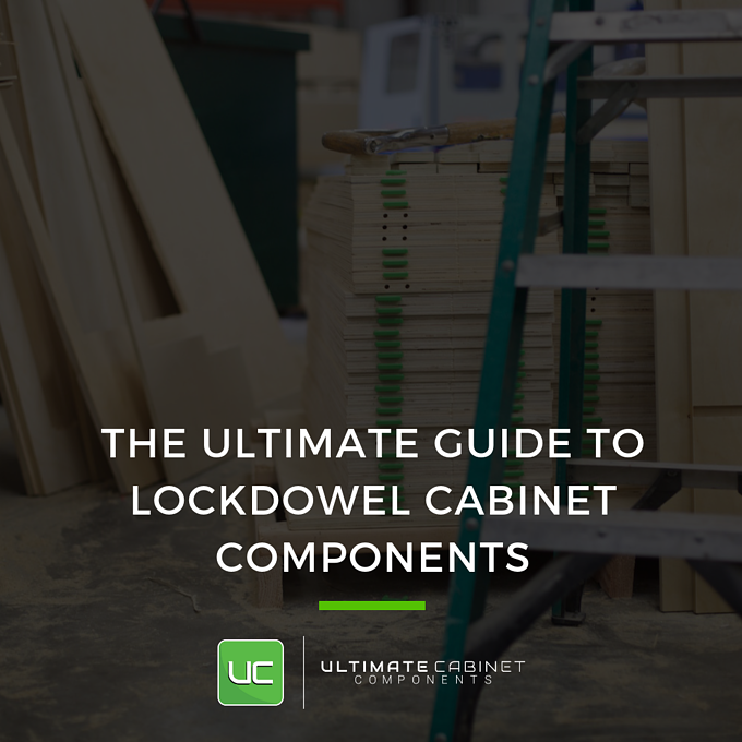 the ultimate guide to lockdowel cabinet components