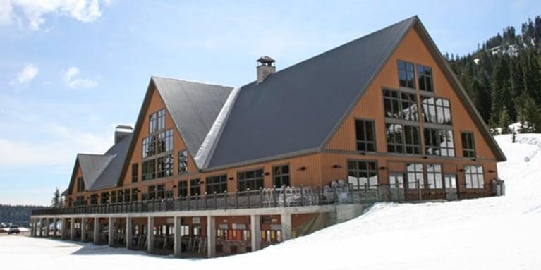 Cypress Creek Day Lodge Olympics, B.C.