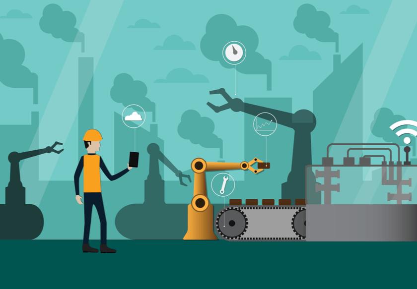 Industriell IIOT-plattform
