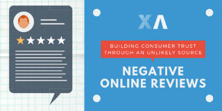 Building Consumer Trust Through an Unlikely Source: Negative Online Reviews