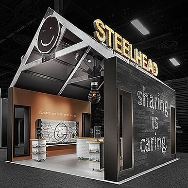 Don't Design a Trade Show Booth