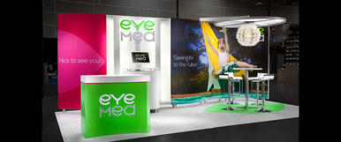Get Inspired: Get Behind The Scenes Of An Exhibit For Vision Expo West 2019