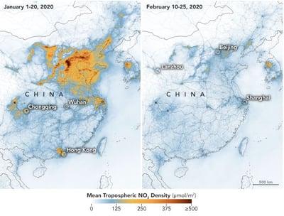 Pollution Improvement