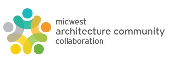 midwest architecture community collaboration logo