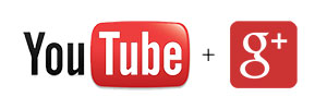 YouTube Google Plus Linked