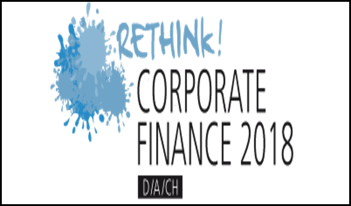 Valsight als erneuter Partner der Rethink! Corporate Finance