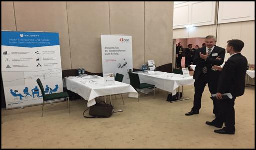 """Spannende Roundtable-Diskussion zum Thema """"Agiles Performance Management"""" auf dem Finanzgipfel 2017"""