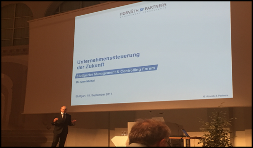 31. Stuttgarter Controlling und Management Forum - Recap