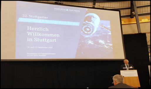 32. Stuttgarter Controlling und Management Forum - Recap