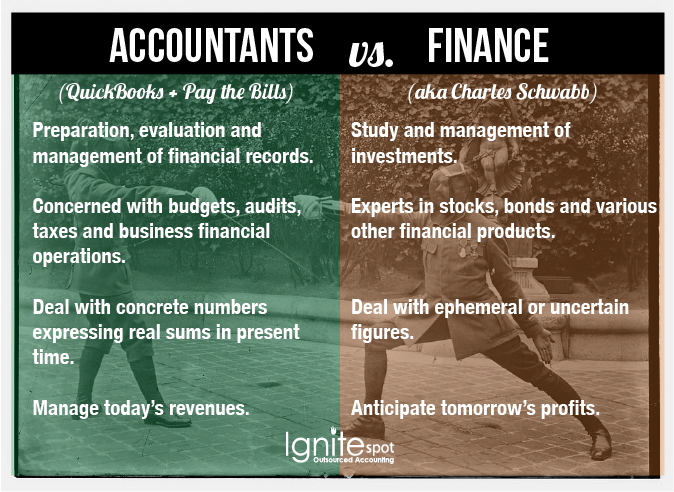 what they do accountants and auditors