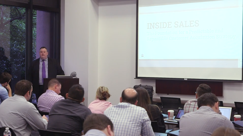 Inside Sales Agent ( ISA ) , ISA training