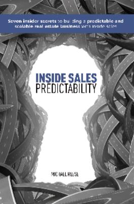 Inside Sales Agent ( ISA ) , ISA training